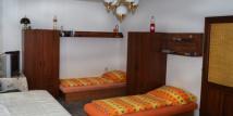 Prostorný pokoj
